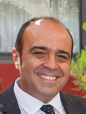 José Antonio Román, nuevo director de la División de Eventos y Congresos.