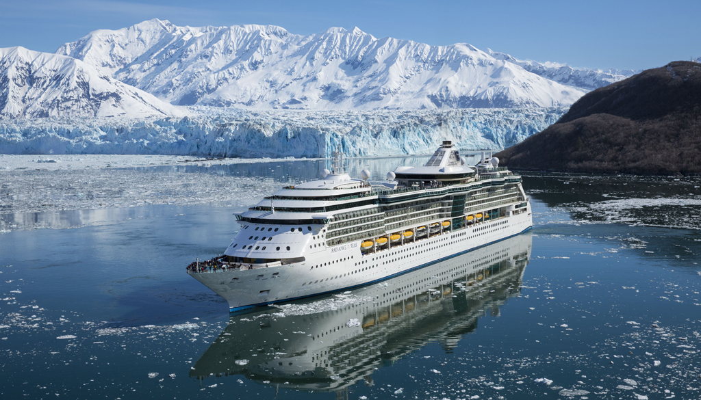 Antes de ir a Alaska, en mayo de 2020 el 'Serenade of the Seas' y el 'Radiance of the Seas' visitarán Hawai.