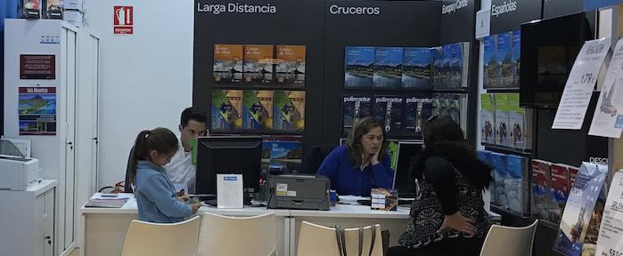 El empleo en las agencias de viajes y turoperadores crece un 2,1%.