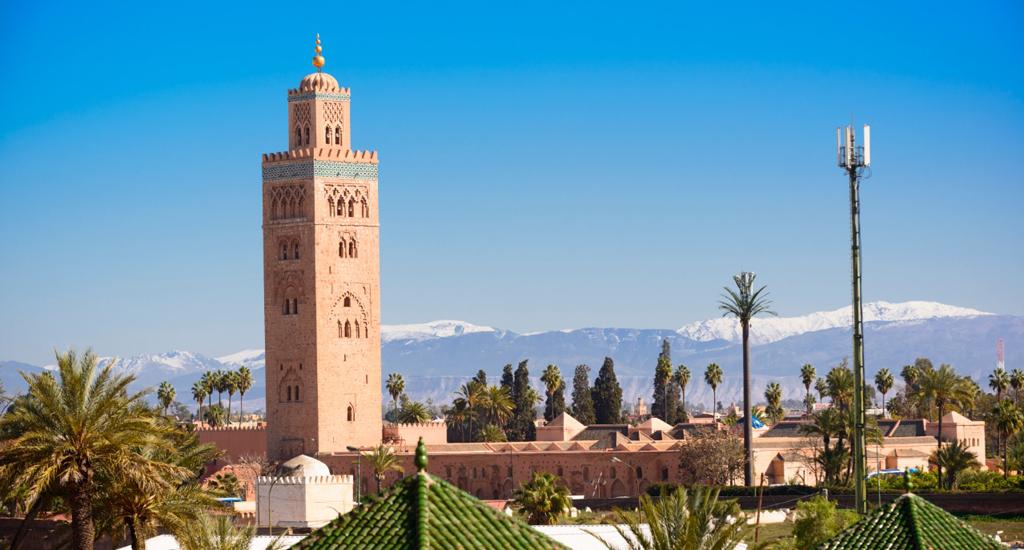 Luxotour cuenta en su nuevo catálogo con un programa de cuatro días a la ciudad marroquí de Marrakech.