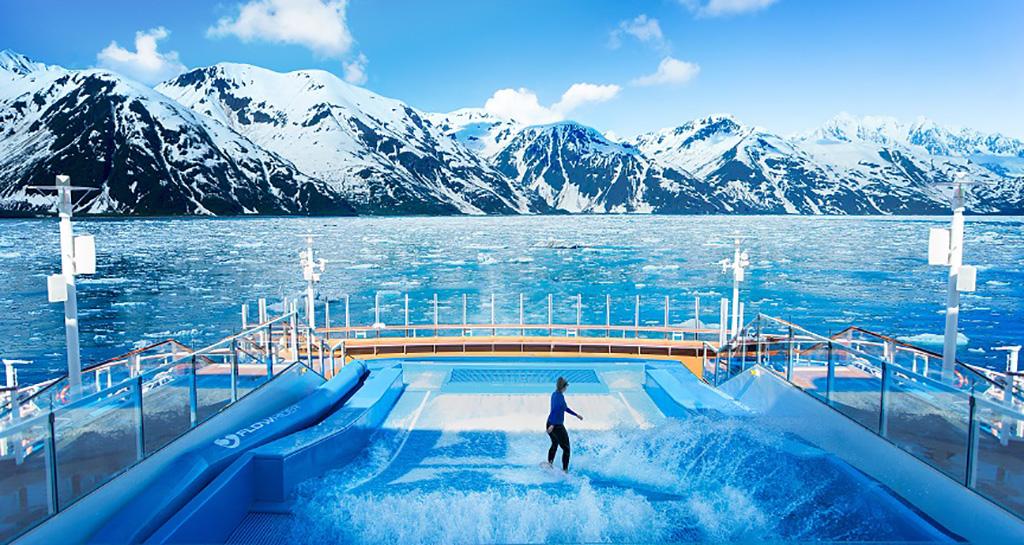 Los itinerarios de Alaska de Royal Caribbean para 2021 ya están disponibles para reservas.